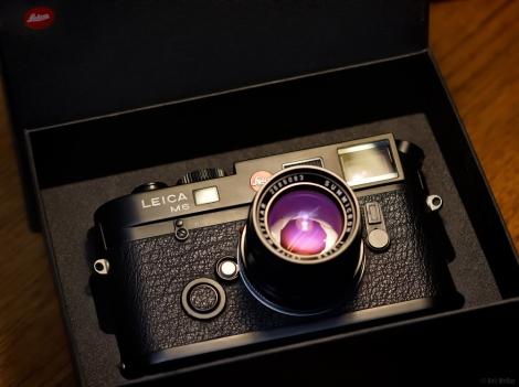 Leica M6 TTL 0.85-Film Camera