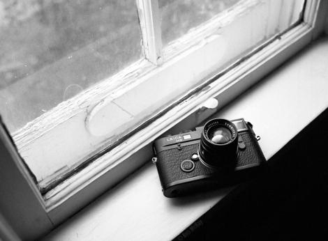 Leica M6 ttl by Mamiya 645M