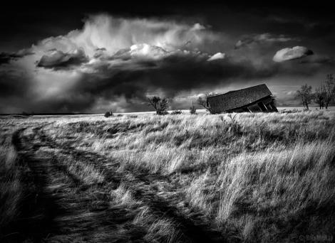 Prairie Storm Alberta Landscapes