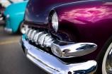 Shinny Vintage cars at Spring Thaw Car Show Calgary