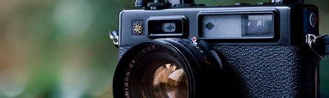 Yashica Electro 35 GT Rangefinder Camera
