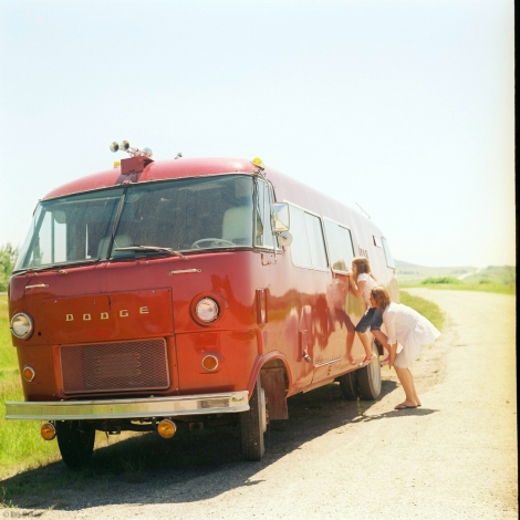 1960's - 1970's Travco Dodge Motorhome
