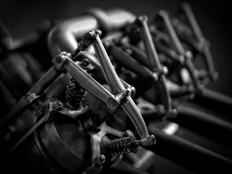 Metal Engine Parts