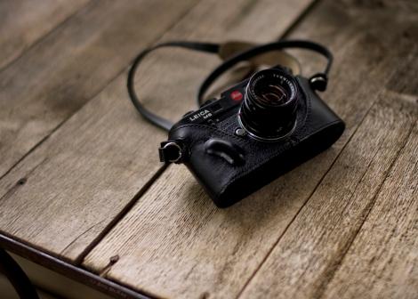 Black Leica M6 TTL + Summicron 50mm Lens