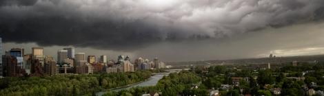 Stormy Weather - Calgary