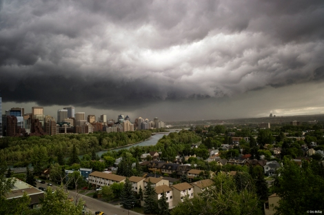 Stormy Weather - Calgary