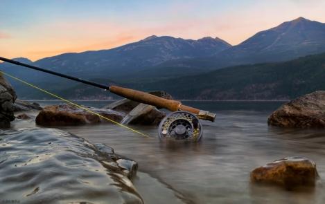 Kootenay Lake Fly Fishing