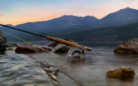 Kootenay Lake Fly Fishing