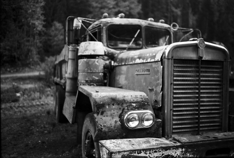 vintage canadian kenworth trucks