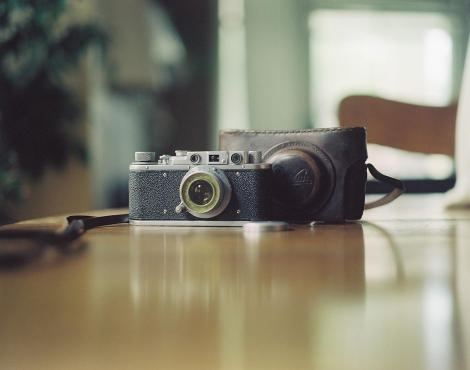 Zorki 1 Film Camera