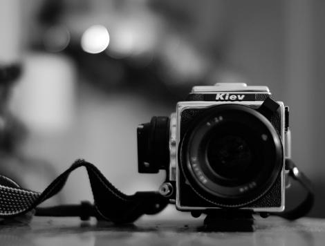 Kiev 88 CM film camera