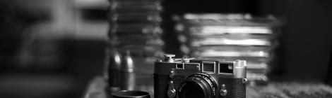 1963 Leica M3 Film Camera