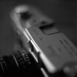 Macro of Leica M3