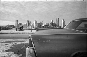 Lincoln Continental Skyline