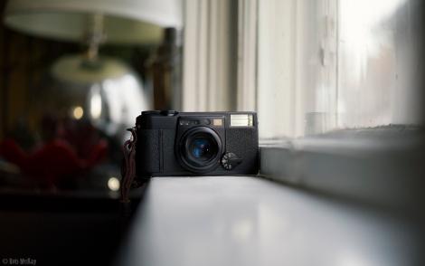 Fuji Klasse S full frame point and shoot