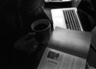 Fuji Klasse S + Morning Coffee, morning paper