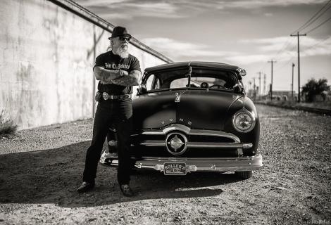 1949 Rat Rod + Terry Murphy