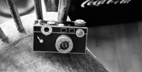Argus C 1939 Vintage Film Camera