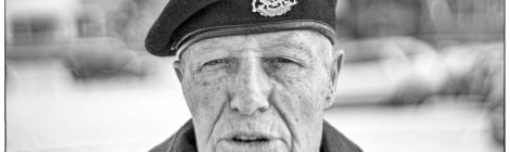Raymond Gilbert WWII Dieppe Veteran