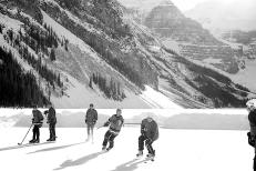 Canadian Rocky Mountain Hockey