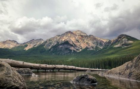 Rocky Mountains Alberta, Canada