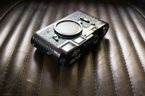 Custom Youxin Ye Leica M3 Black Paint  just for me!
